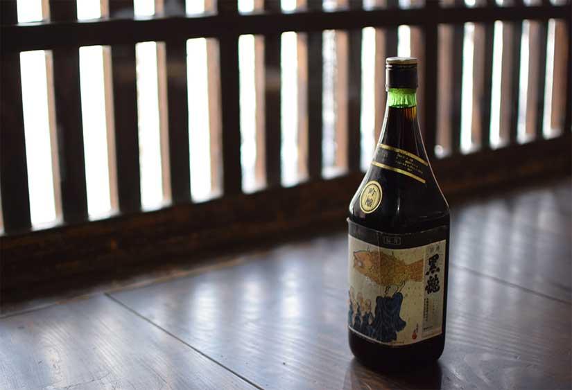 38年前の「黒龍」吟醸酒